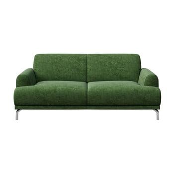 Canapea cu 2 locuri MESONICA Puzo verde