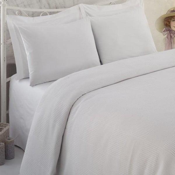 Přehoz přes postel Pique 148, 160x230 cm