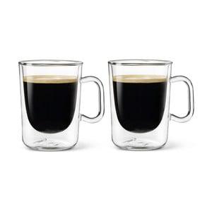 Set dvoustěnných sklenic Aroma, 30 cl, 2ks