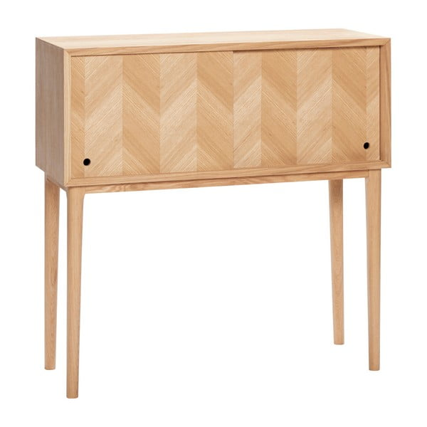 Drewniana komoda Hübsch Dresser Parejo