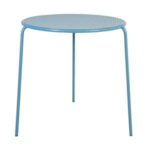 Modrý stůl OK Design Point