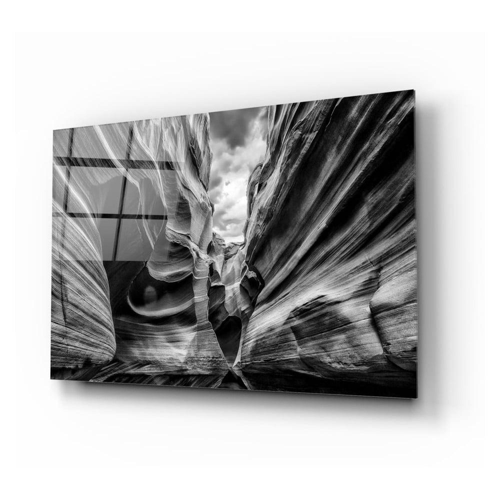 Skleněný obraz Insigne Black and White