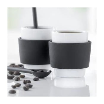 Set 2 căni espresso Steel Function Milano, 100 ml de la Steel Function