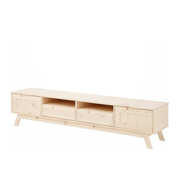 Nízká lakovaná dřevěná skříňka Støraa Ollie