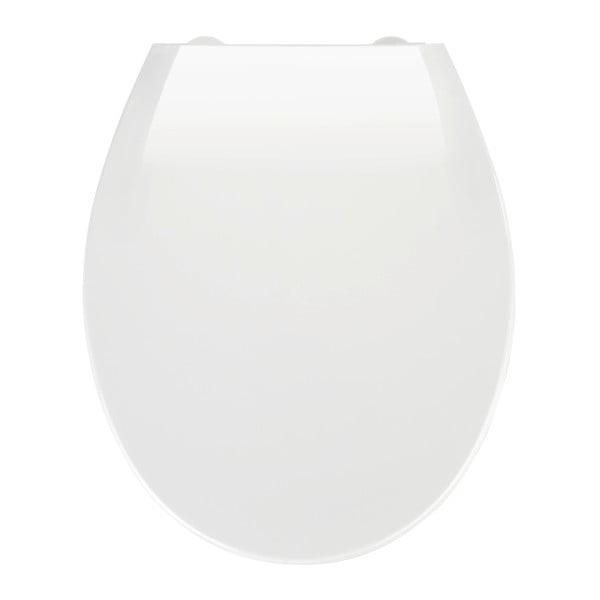 WC sedátko s vonnou kapslí a snadným zavíráním Wenko Kos, 44, x 37,5 cm
