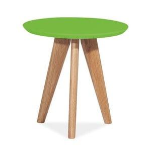 Konferenční stolek Milan, zelený