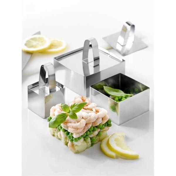 Forme pentru salată Steel Function Milano