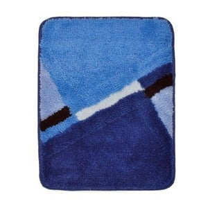 Koupelnová předložka Acus Blue, 50x40 cm