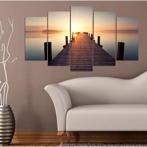 Vícedílný obraz Insigne Sigrid, 102x60cm