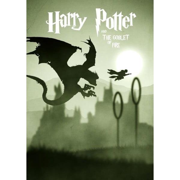 Harry Potter 12 poszter, 30 x 40 cm - Blue-Shaker