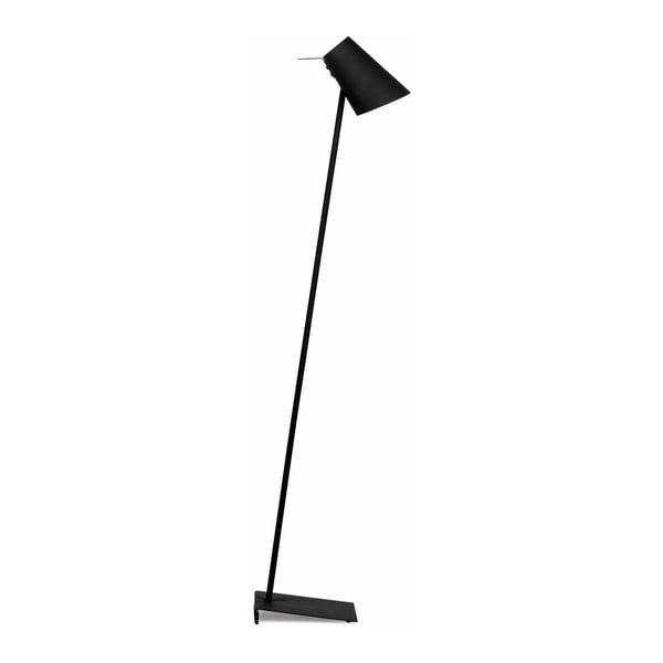 Černá volně stojící lampa Citylights Cardiff