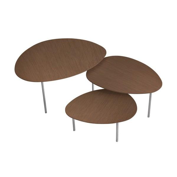 Konferenční stolek Eclipse Medium, ořech