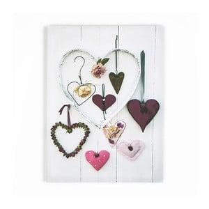 Obraz Graham & Brown Hearts Compendium,50x70cm