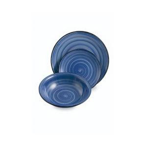 Sada velkých talířů Baita Blue, 6 ks