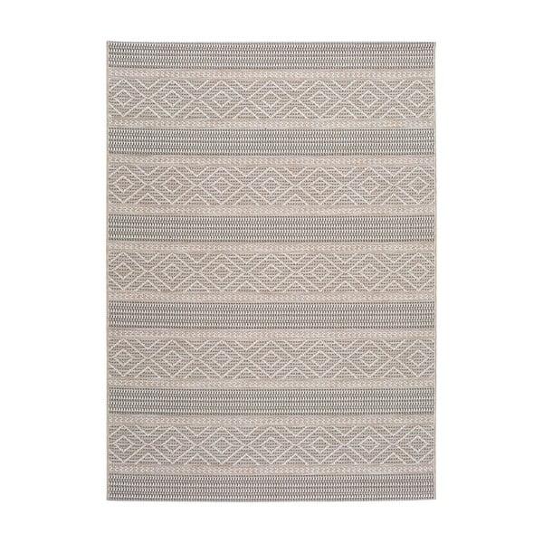 Covor pentru exterior Universal Cork Lines, 115 x 170 cm, bej