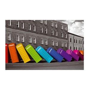 Fotoobraz Phone Boxes, 51x81 cm