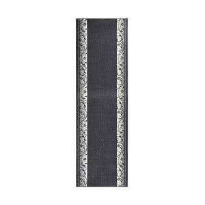 Koberec Basic Elegance, 80x200 cm, šedý