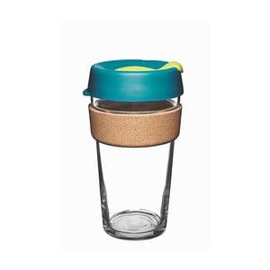 Cestovní hrnek s víčkem KeepCup Brew Cork Edition Turbine, 454 ml