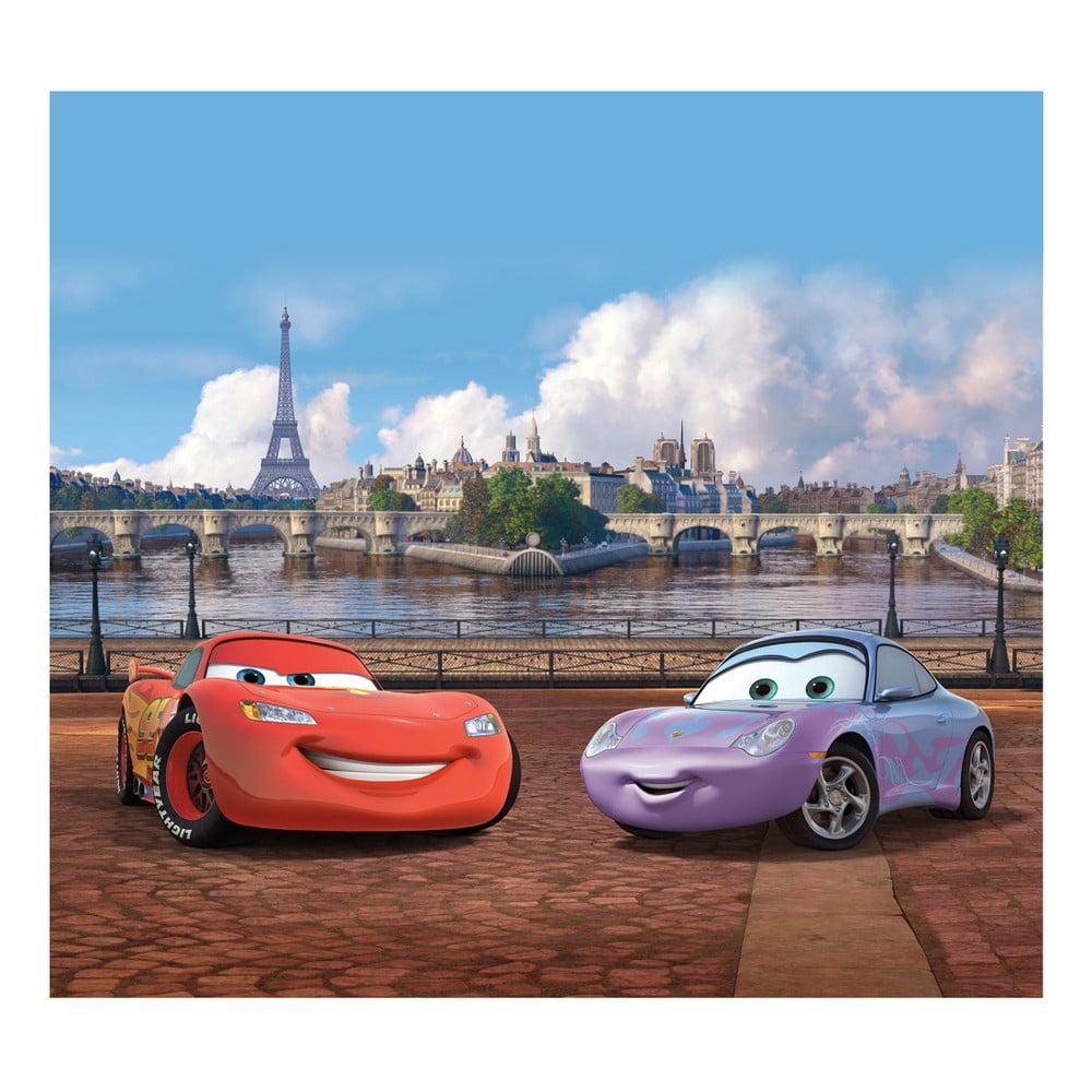 Foto závěs AG Design Disney Auta III, 160 x 180 cm