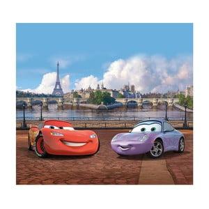 Foto závěs AG Design Disney Auta III, 160x180cm