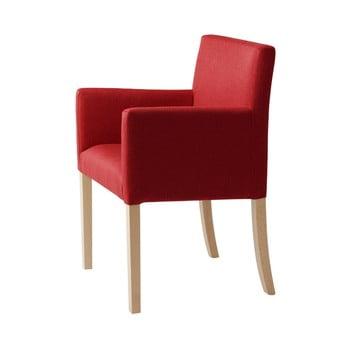 Fotoliu Custom Form Wilton, roșu