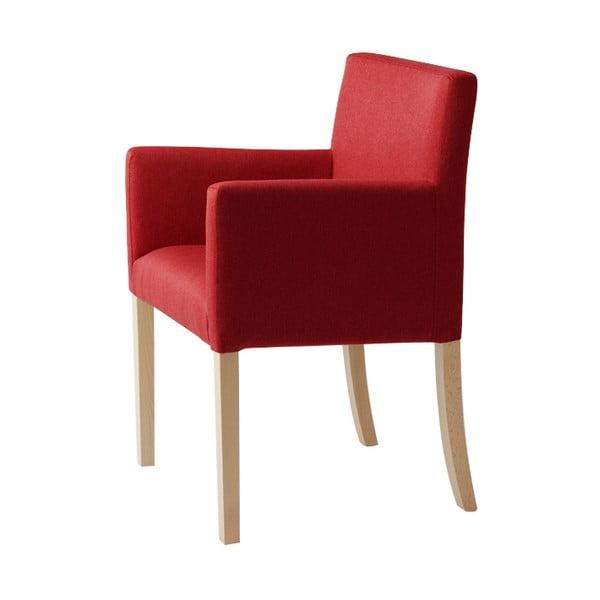 Červené křeslo Custom Form Wilton