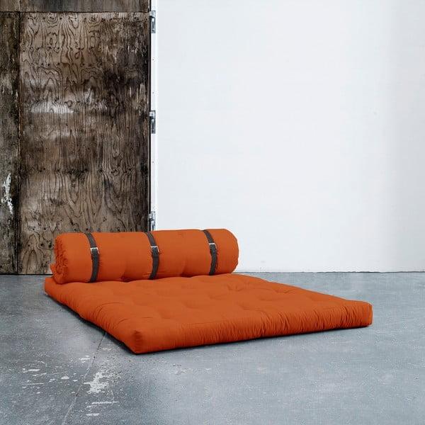 Canapea extensibilă Karup Buckle Up Orange