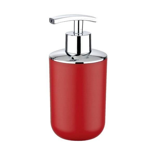Červený dávkovač na mýdlo Wenko Brasil Red