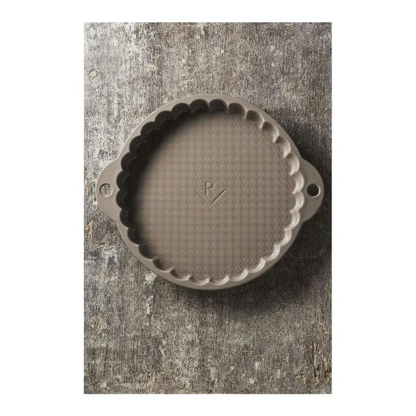 Forma na koláč Les Naturels 30 cm, sezamově šedá
