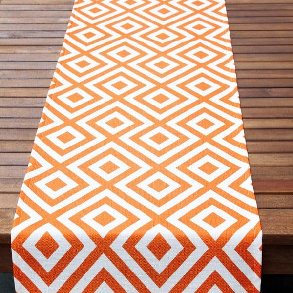 Běhoun na stůl Orange Rug