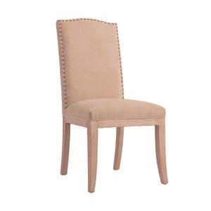 Jídelní židle z borového dřeva VICAL HOME Karben