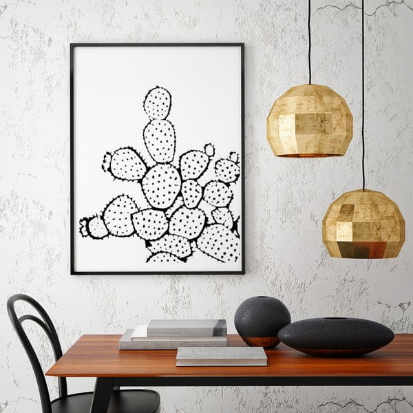 Obraz Concepttual Puni, 50 x 70 cm