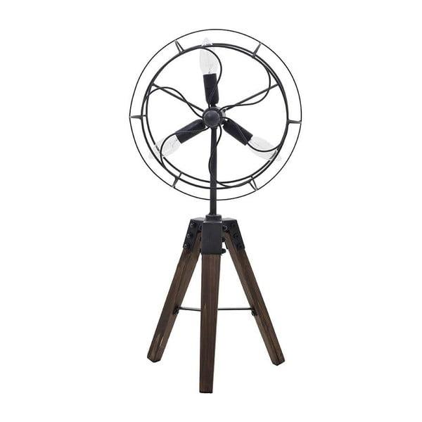 Industriální stolní lampa Metalis