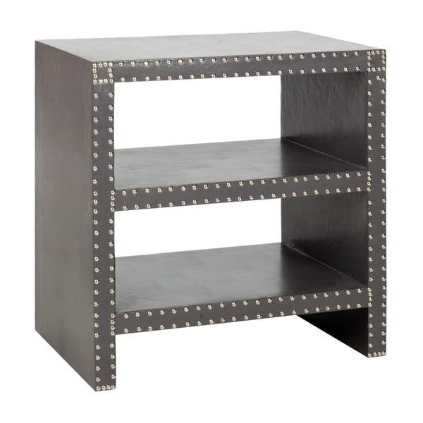 Odkládací stolek Tahla, šedý