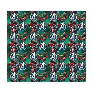 Foto závěs AG Design Avengers III, 160x180cm