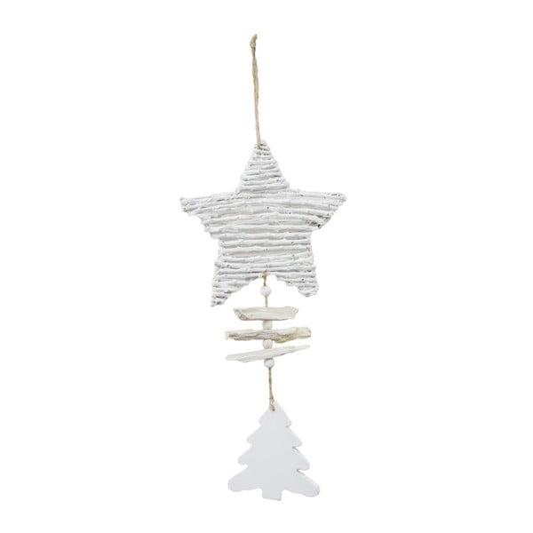 Závěsná dekorace s hvězdou Ego Dekor Merry