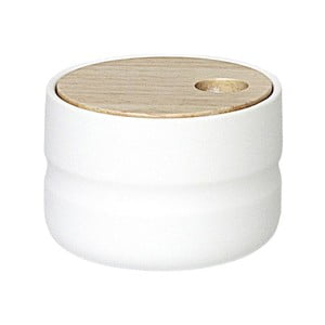 Keramická dóza Wooden Cover Small