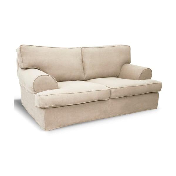 Canapea cu 3 locuri Rodier Merino, crem