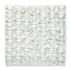 Koupelnová předložka Origami Ivory, 60x60 cm