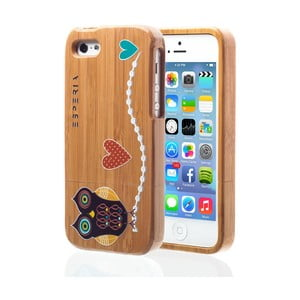 ESPERIA Little Owl Bamboo pro iPhone 5/5S