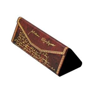 Velké pouzdro na brýle Paperblanks Shakespeare