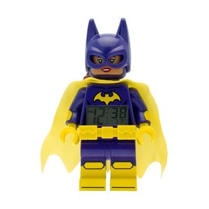 Ceas deșteptător LEGO® Batman Movie Batgirl