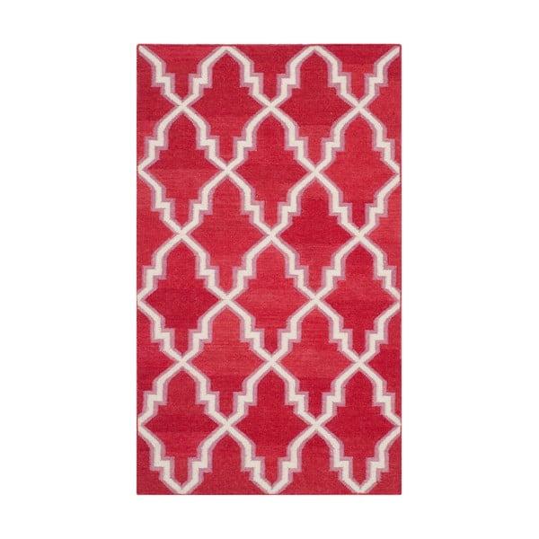 Vlněný koberec Safavieh Nico, 91x152cm