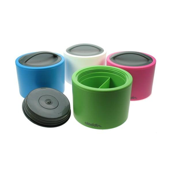 Svačinový termobox Bento 0.6 l, fialový