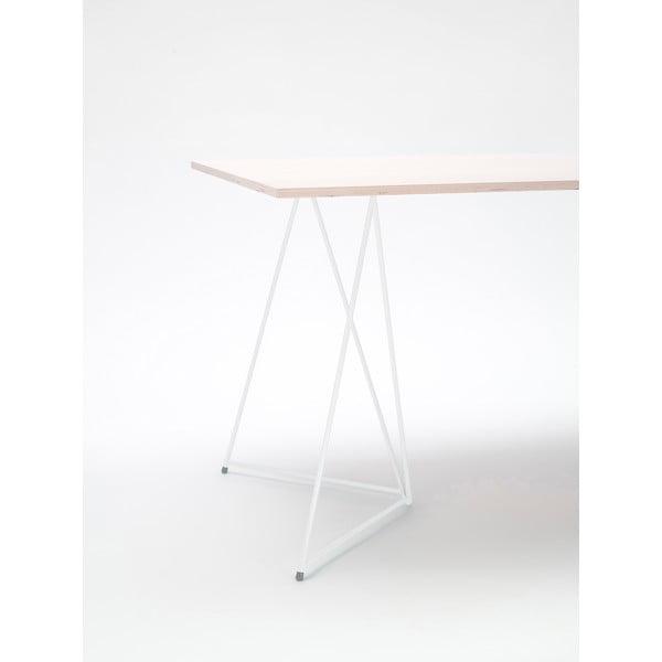Podnož ke stolu Diamond White, 70x55 cm