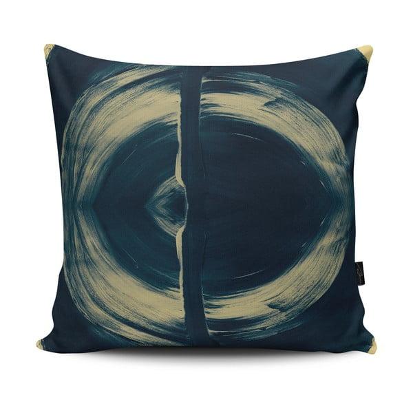 Polštář Cirin Blue Green, 48x48 cm