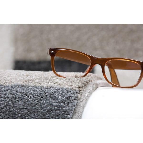 Koberec Nino 661 Brown, 60x110 cm