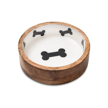 Bol din lemn pentru câini Marendog Bowl, ⌀ 18 cm de la Marendog