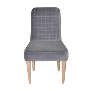 Židle Parrot, šedá