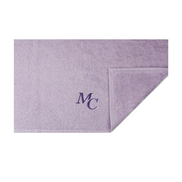 Sada 2 fialových ručníků Samantha